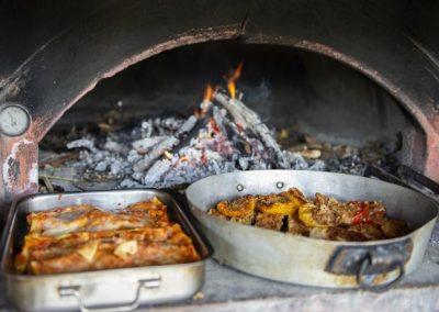 Cucina tipica Umbria fatta in casa