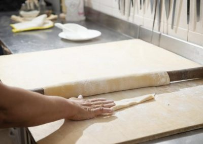 Pasta Fresca fatta a mano in Agriturismo